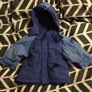 EUC Baby Winter Coat